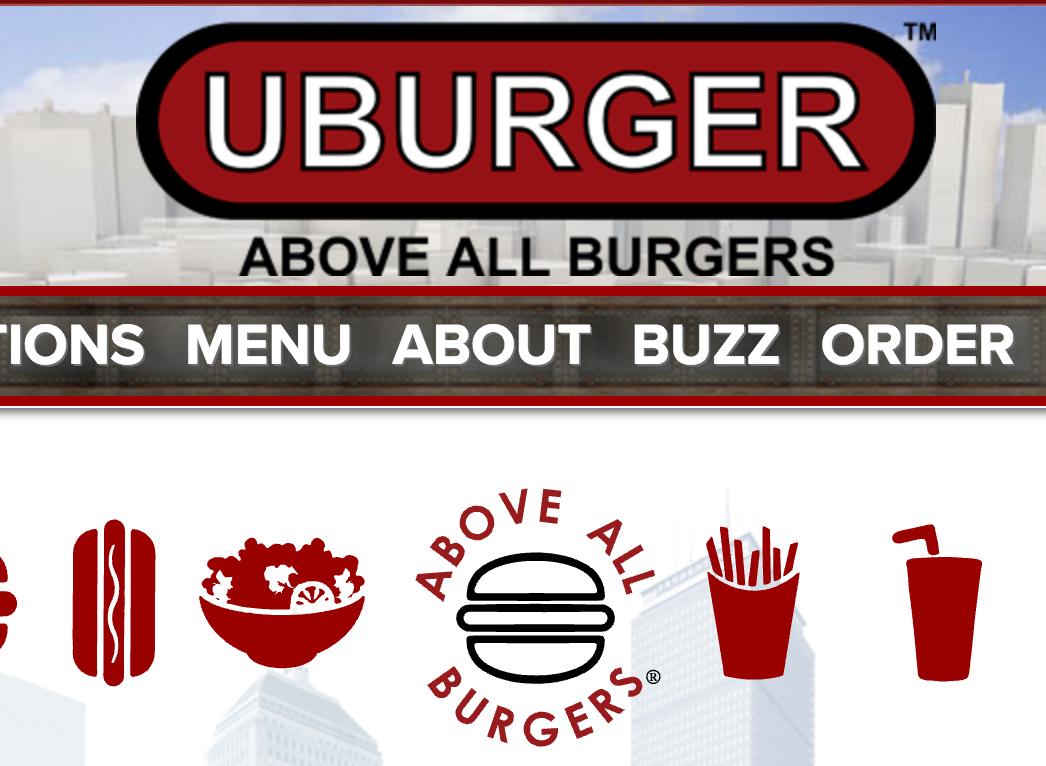 UBurger Logo