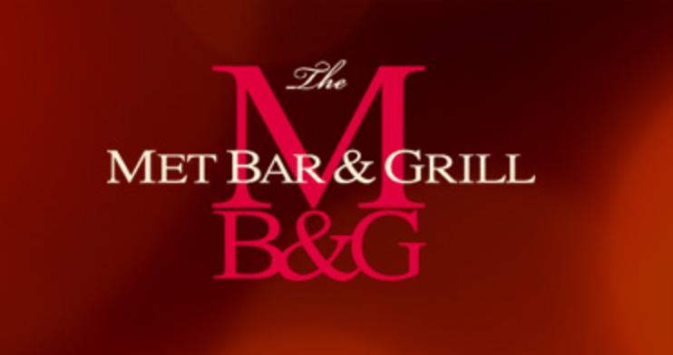 Met Bar & Grill Logo